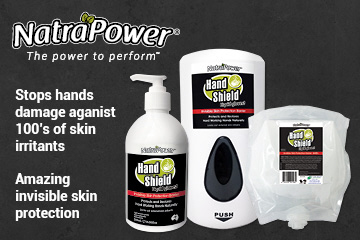 NatraPower Liquid Gloves Hand Shield