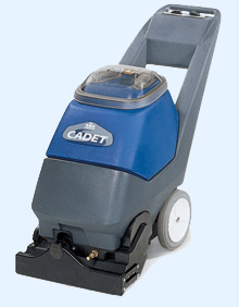 Self Contained Brush Carpet Extraction Machines