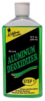 California Custom Aluminum Deoxidiser