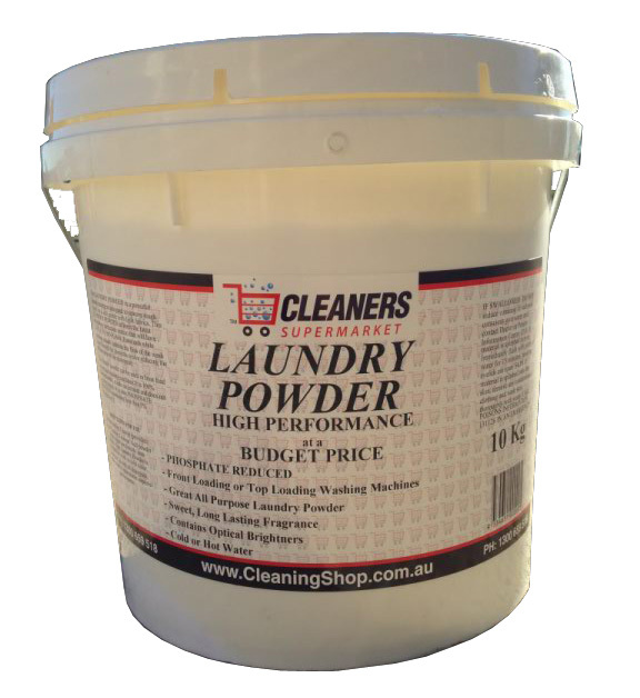 cleaners supermarket laundry powder | Stay at Home Mum.com.au