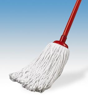 Extra Long Cotton Mop