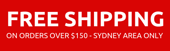 Free Shipping on Cleaning Supplies Orders Over $150 - Sydney Area Only
