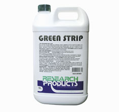 Green Strip Floor Stripper 5l Research Products Oachrc