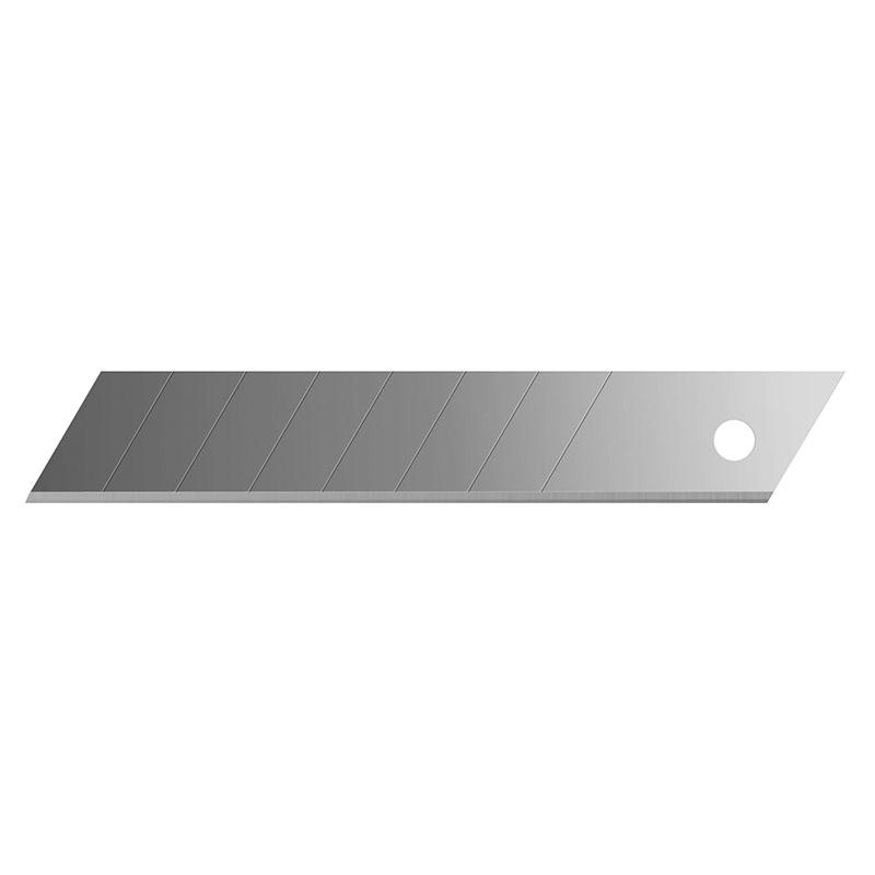 cutter blade. 01005-1-18mm large snap blade card 5 cutter