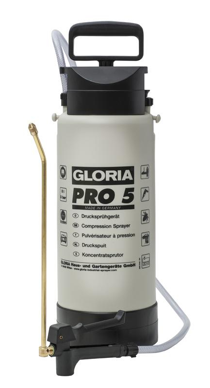 5 10l Pump Up Sprayers Gloria