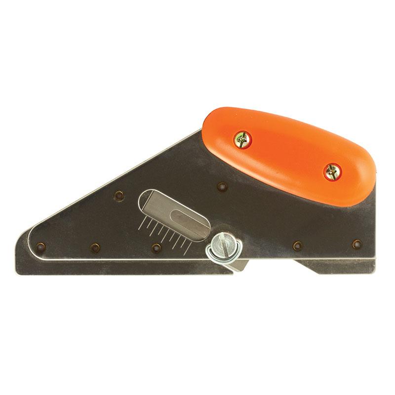 floor dot cushion back cutter