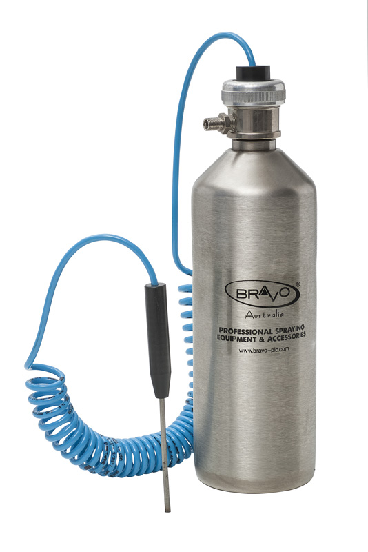 Pin Spray Refillable Aerosol Vo06b8500ps
