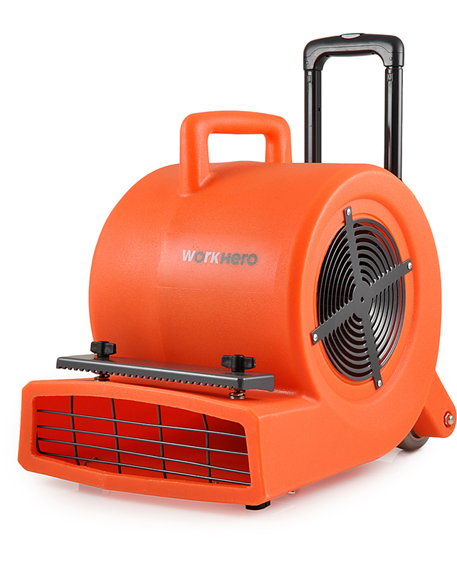 Industrial Air Movers : Commercial industrial carpet dryer blower air mover w