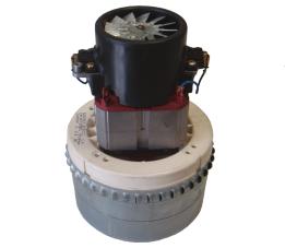 Domel 3 Stage 240v 1300w Bypass Vacuum Motor Va34400008