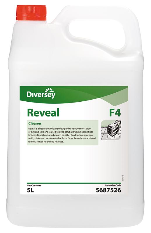 Reveal Heavy Duty Floor Cleaner 5l Jo5687526