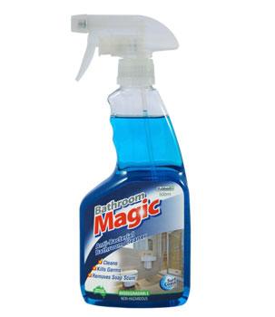 bathroom magic antibacterial cleaner ru23. Bathroom Cleaners   Shower Cleaners