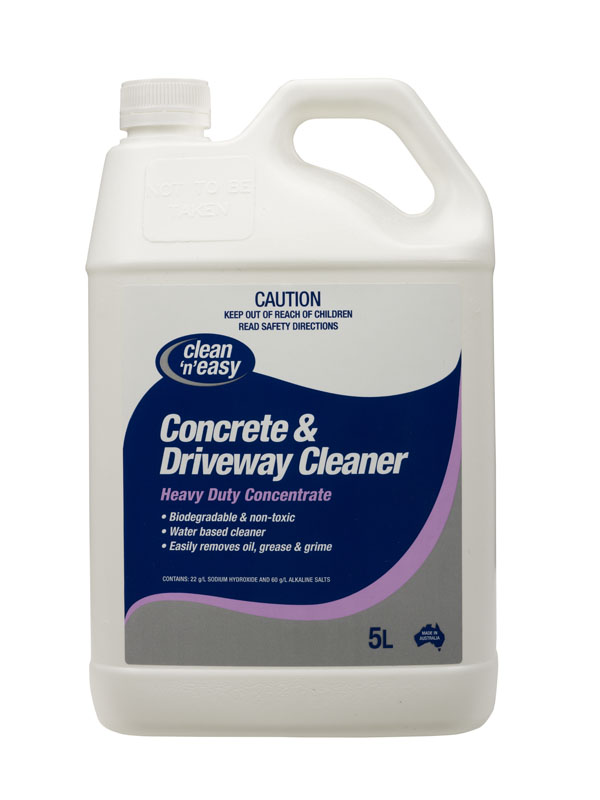 Clean n 39 easy for Concrete floor degreaser