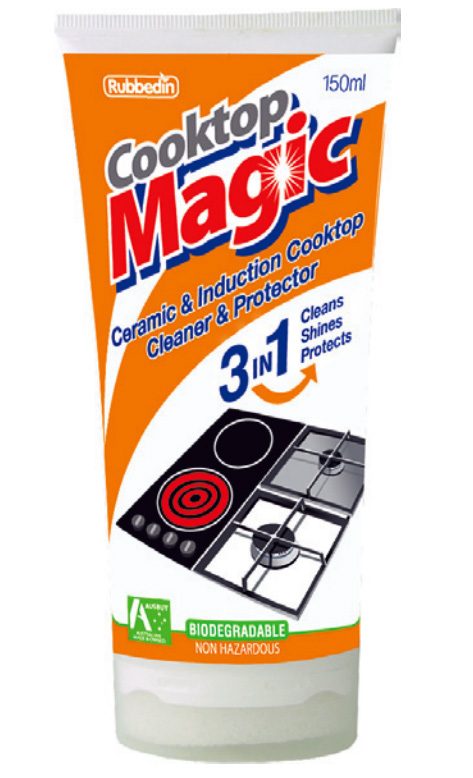 Delightful Cooktop Magic 3 In 1 Cooktop Cleaner And Protector