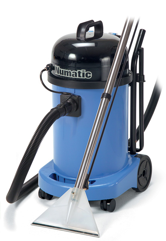 Numatic CT470 Carpet And Upholstery Vacuum Cleaner NUCT470