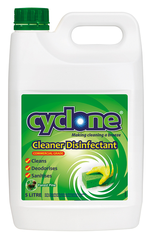 Cyclone Cleaner Disinfectant Commercial Grade 5l Jo5385579