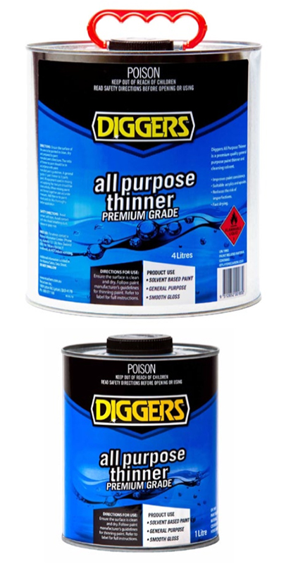Diggers All Purpose Thinners