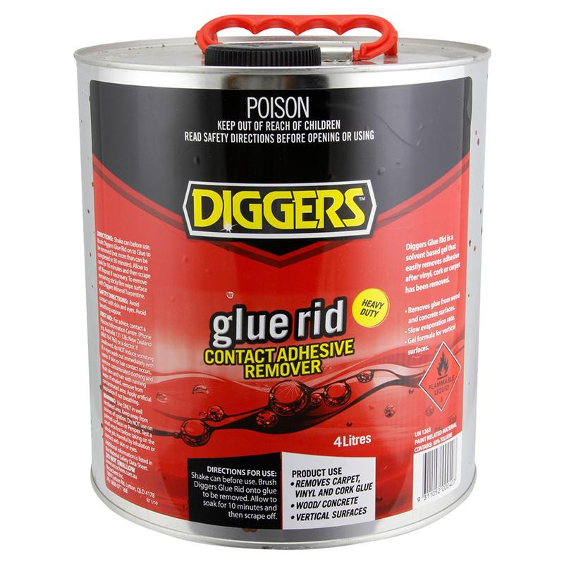 Diggers Glue Rid Adhesive Remover