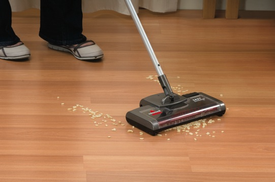 Bissell Easy Sweep Cordless Rechargeable Carpet And Floor