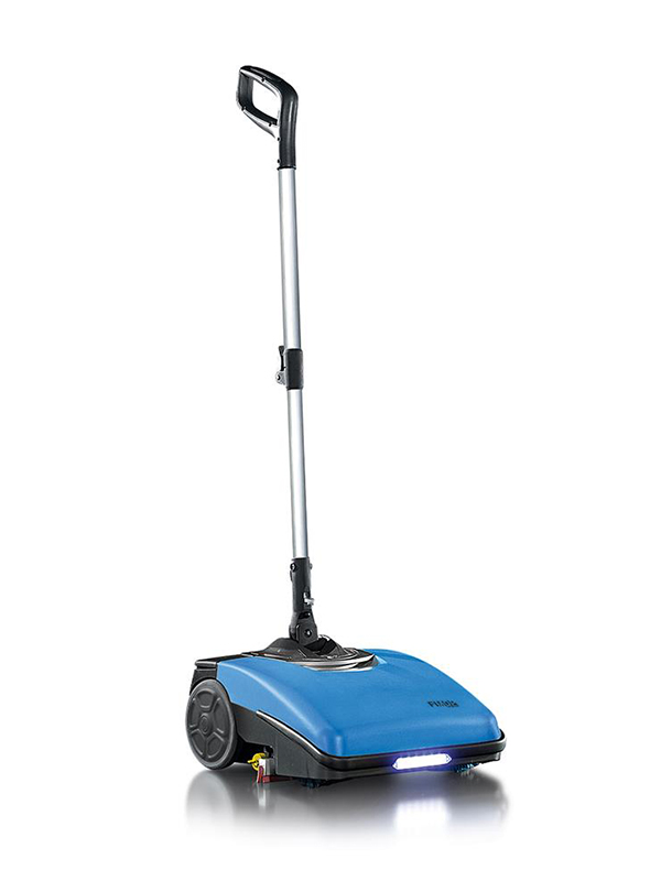 shop floor scrubber machine