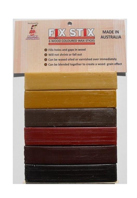 fix stix wax sticks. Black Bedroom Furniture Sets. Home Design Ideas