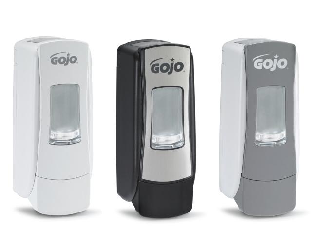 Soap Dispenser Key ~ Gojo adx manual foam soap dispensers