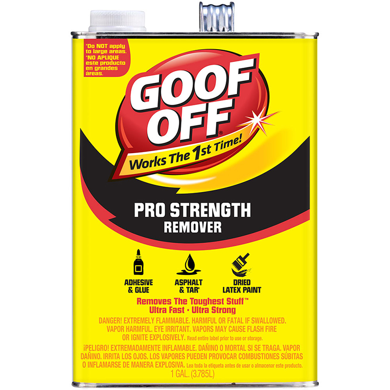 Goof Off Professional Strength Remover
