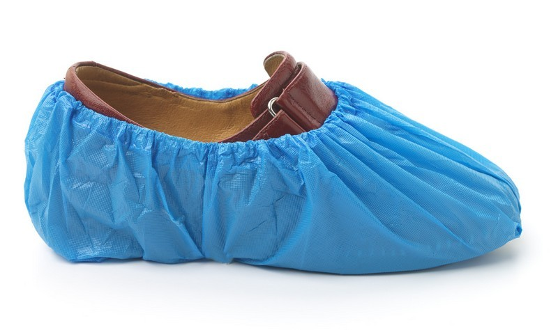 4ecc2a488fe8 Heavy Duty Disposable Shoe Covers
