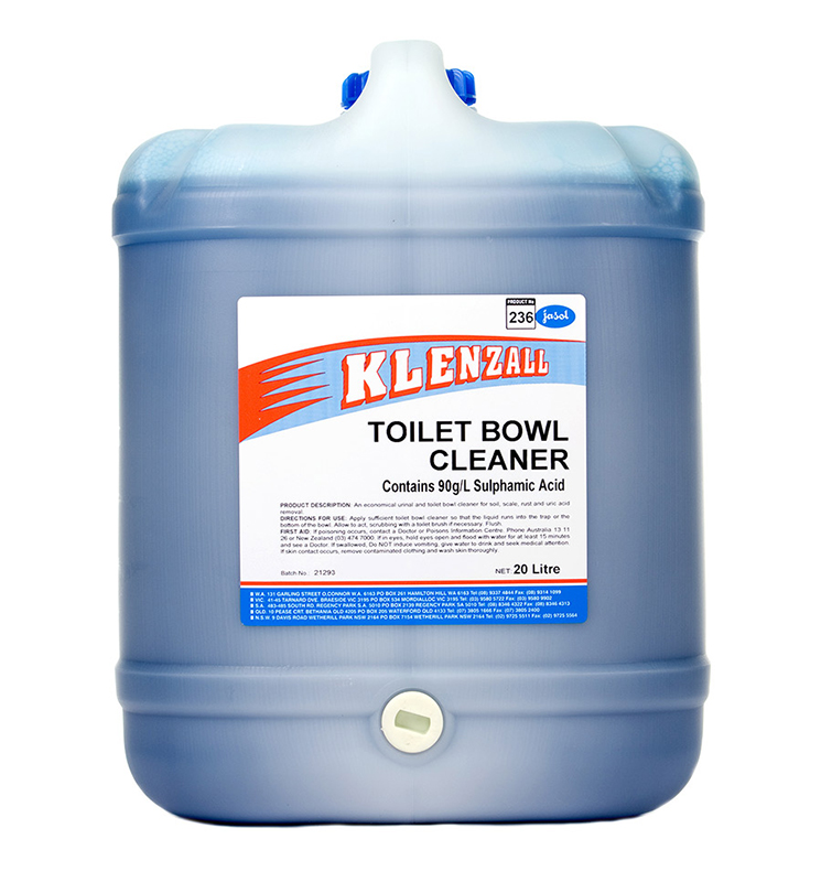 Toilet Cleaning Chemicals