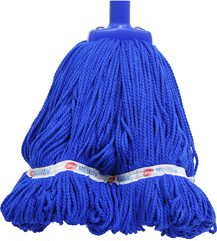 Coloured Microfibre Mop Head 450gm