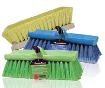 Mr Longarm Bi Level Flow Thru Cleaning Brush
