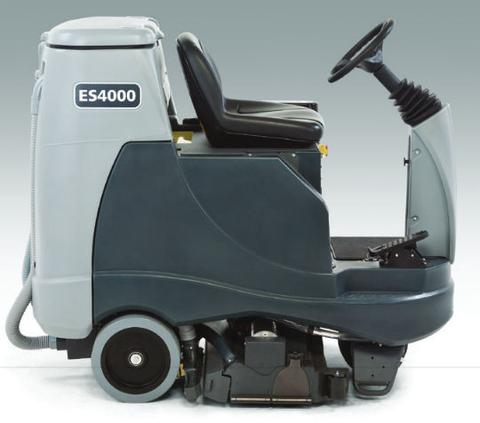 Nilfisk es4000 ride on carpet extractor scrubber ni56344210pa - Advance carpet extractor ...