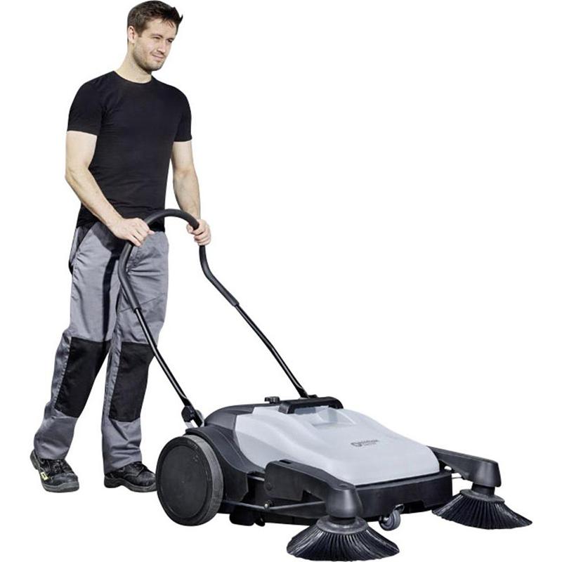 Nilfisk Sw250 Manual Walk Behind Sweeper
