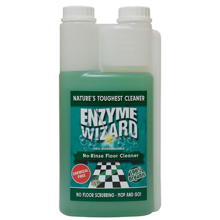 Enzyme Wizard No Rinse Floor Cleaners