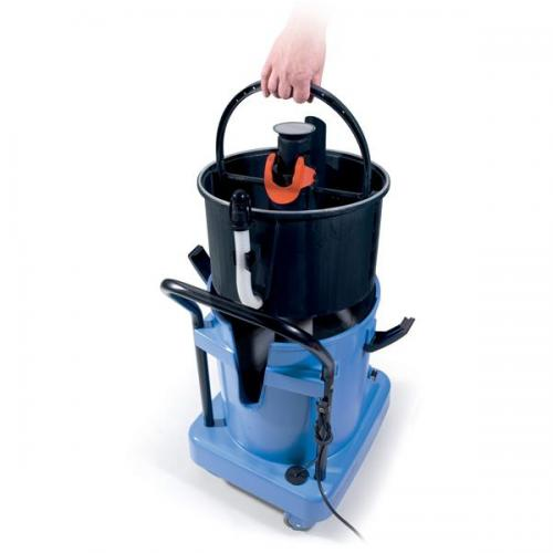 Water Tank Remediation : Large carpet extraction machines
