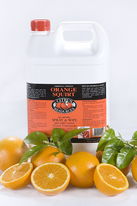 Natural Spray And Wipe Eco Friendly General Cleaning