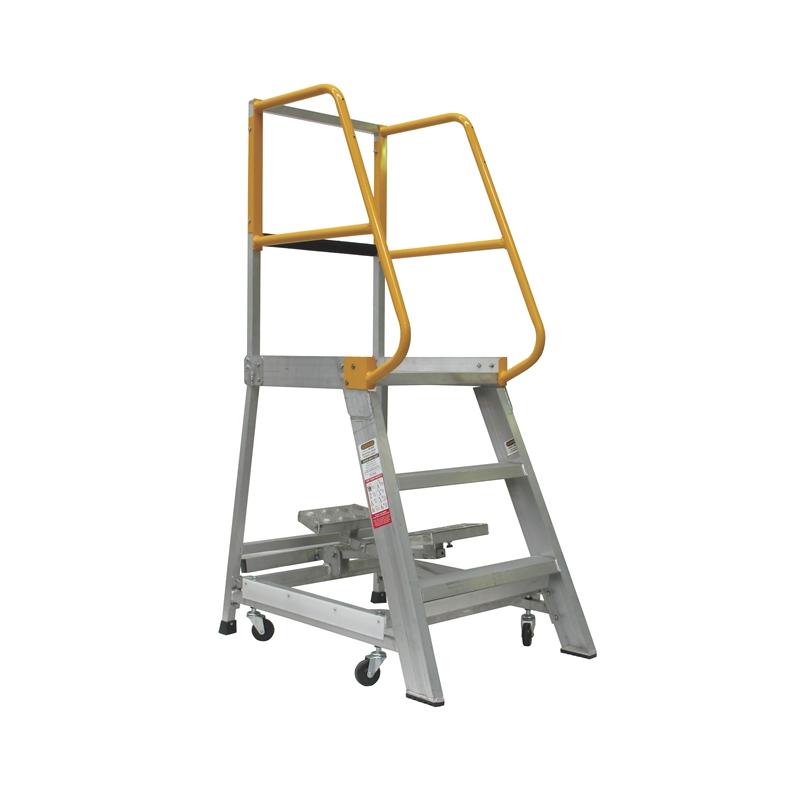 Walk Thru Ladder : Extension ladders aluminium and folding safety step ladder