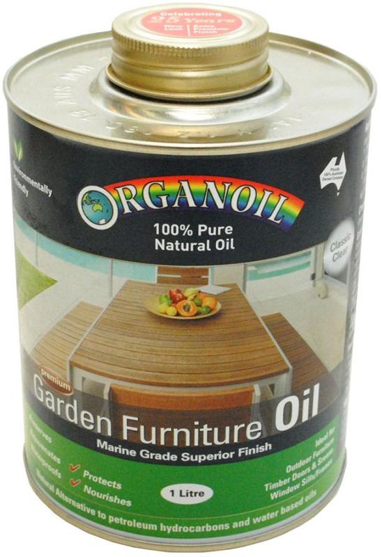 Organoil Garden Furniture Oil