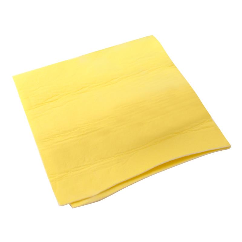 how to use chamois cloth art
