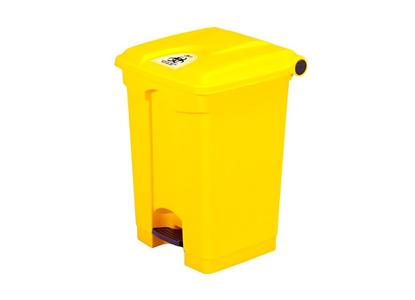 Pedal Bins Hands Free Waste Disposal Containers 30l