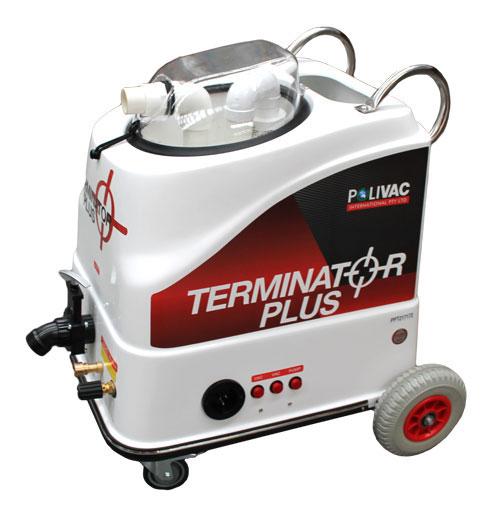 Polivac Terminator Plus Carpet Extraction Machine