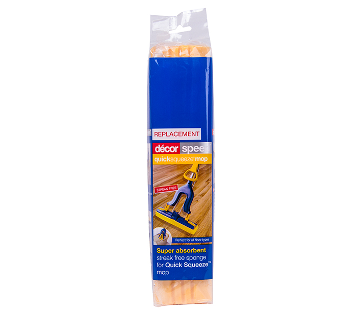 Decor speed quick squeeze mop for Decor quick