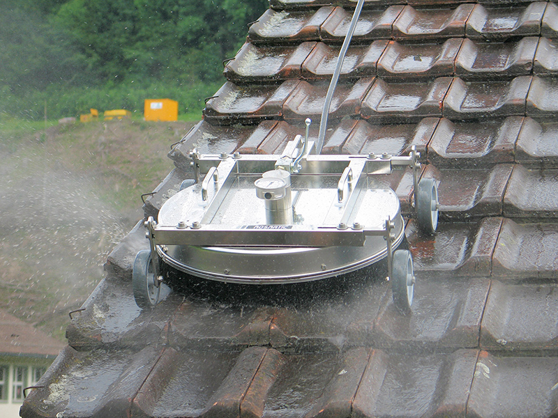 Mosmatic Roof Cleaner High Pressure Surface Cleaner