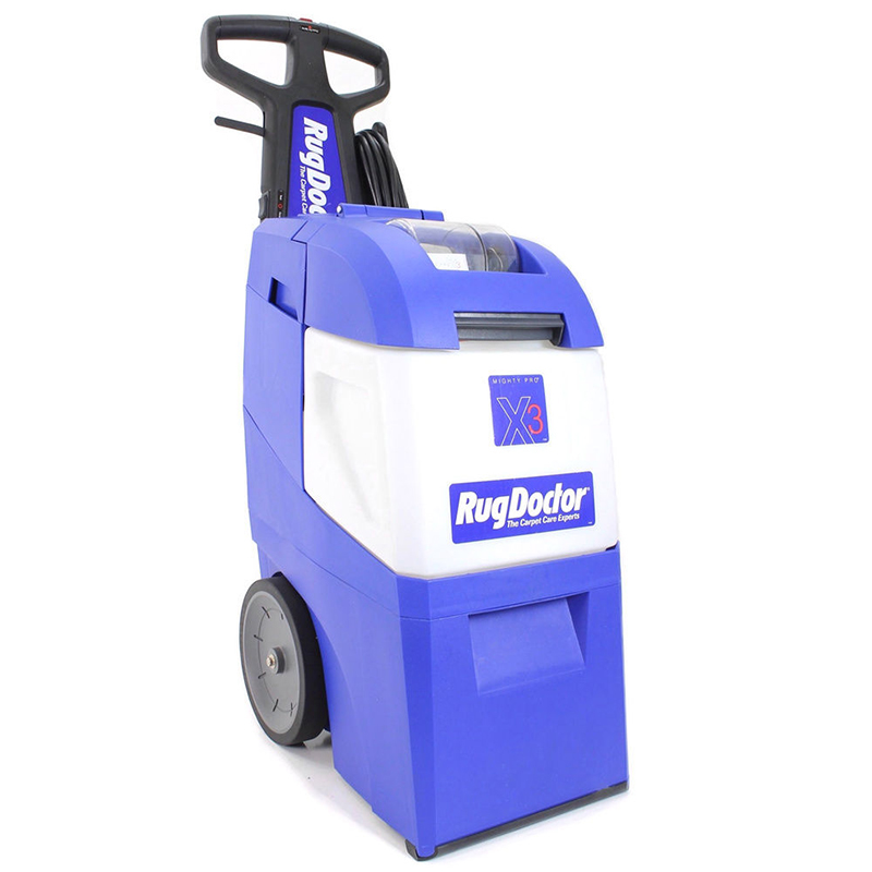 Small Carpet And Upholstery Extraction Machines
