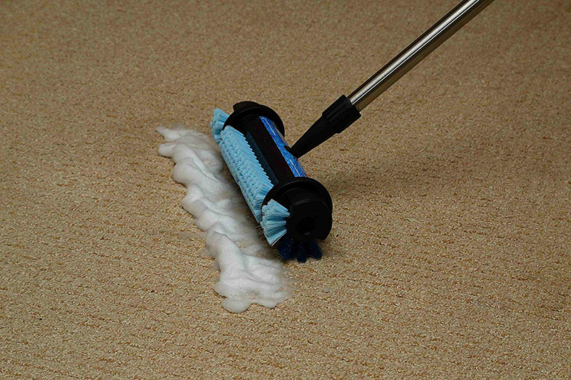 Carpet And Hard Floor Brushes