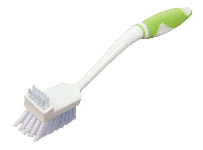 Lovely Soft Grip Rectangular Dish Brush   Antibacterial
