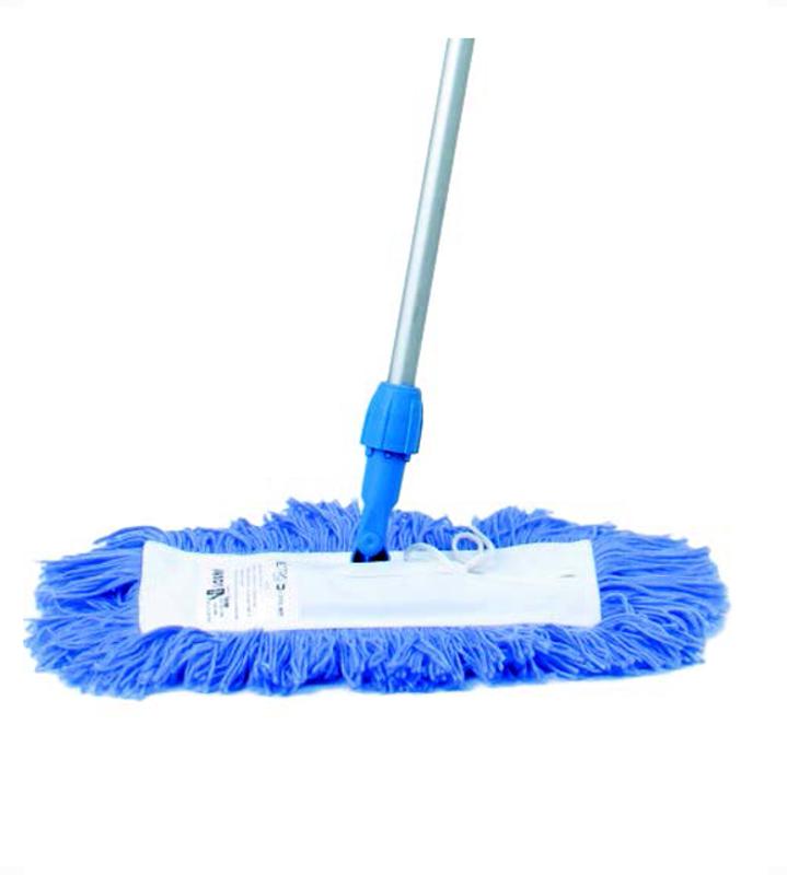 Dust Control Mops   Dry Mopping   Scissor Mops