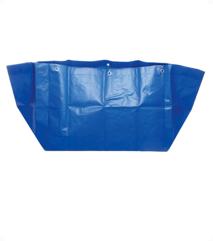 L Sabc Replacement Main Bag For Scissor Waste Trolley on Utility Cart Bag