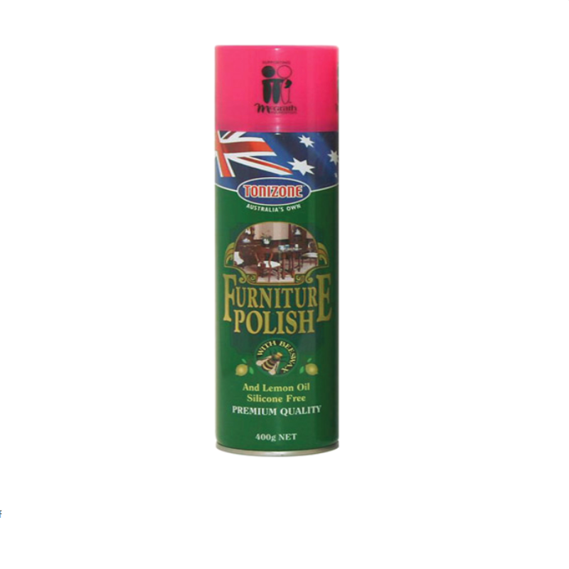 Furniture Polish Aerosols
