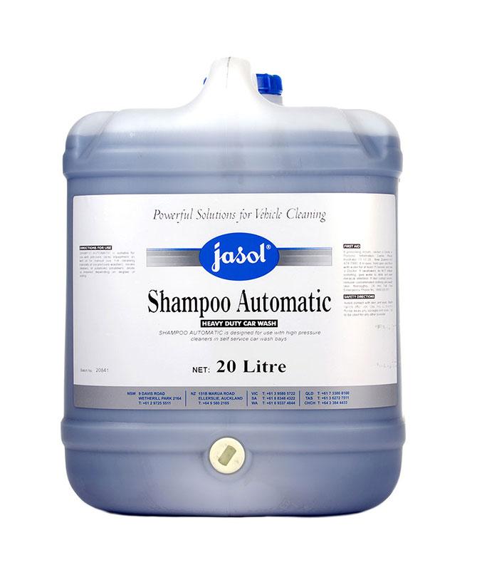 Jasol Shampoo Automatic Heavy Duty Car Wash