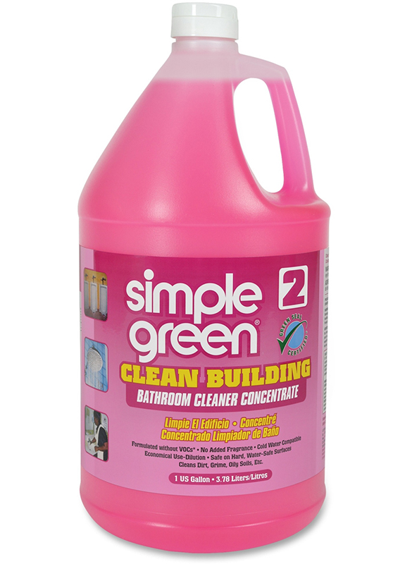 Bathroom cleaners shower cleaners for Sanivac concentrate bathroom cleaner and lime remover